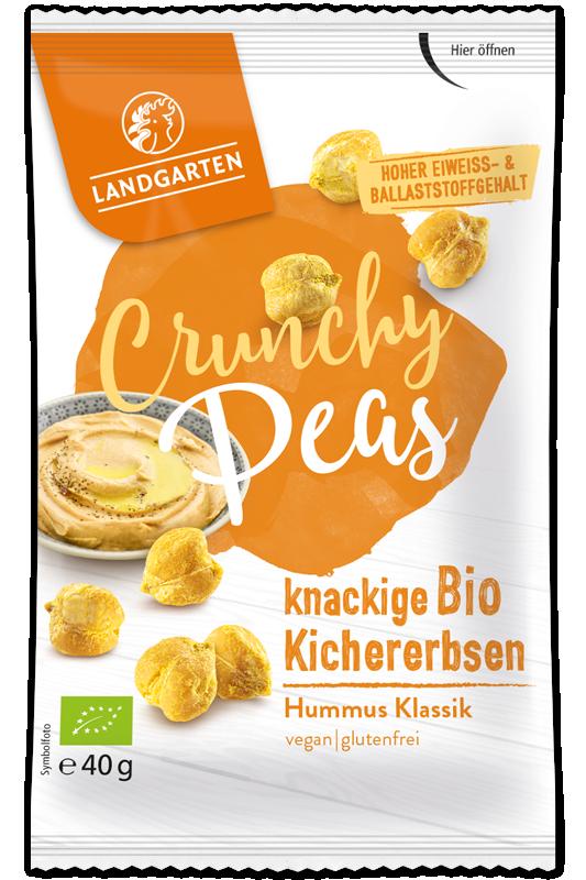 Crunchy Peas_Hummus Klassik