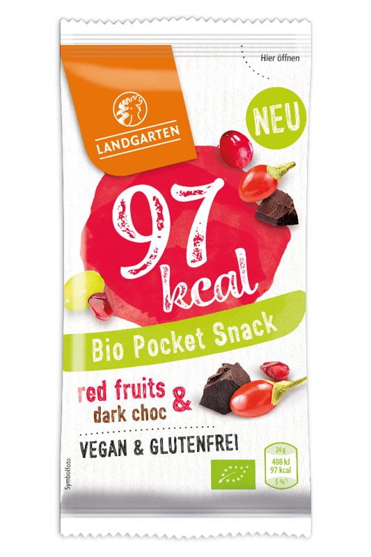 Organic Pocket Snacks