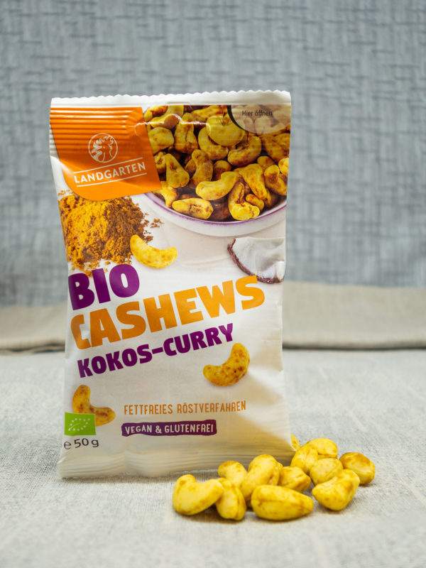 Bio Cashews_Kokos-Curry