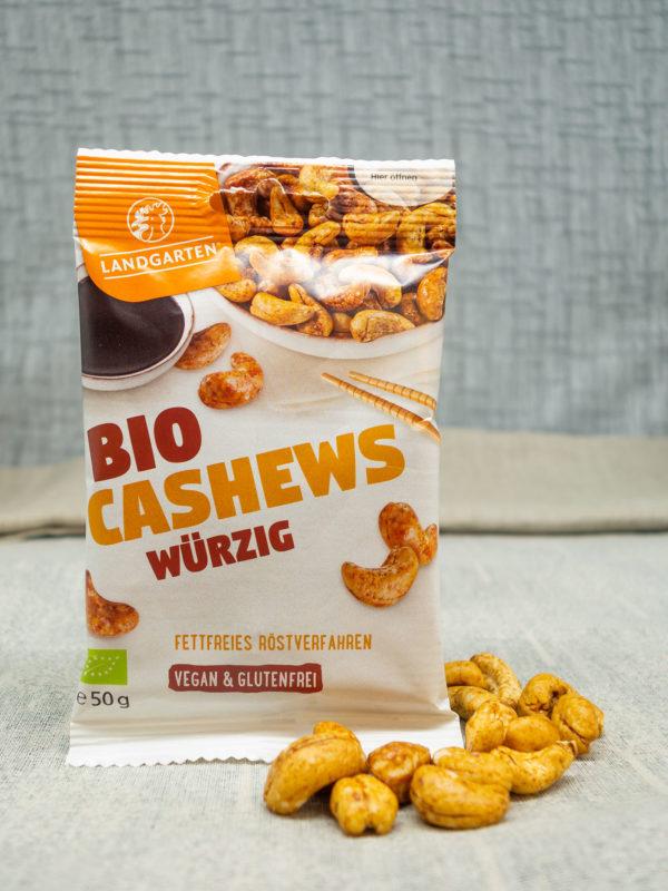 Bio Cashews_Würzig