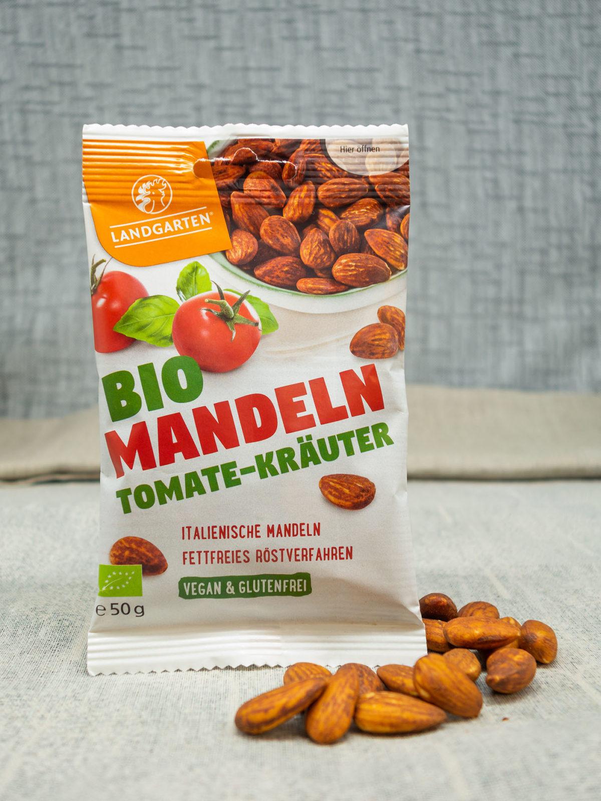 Bio Mandeln_Tomate-Kräuter